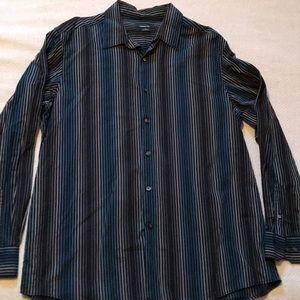 Mens Claiborne XL button down shirt